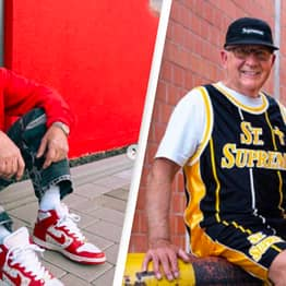 Hipster Grandad Becomes Viral Fashion Megastar With More Than One Million Followers