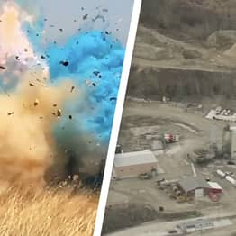 Man Charged By Police After Massive Gender Reveal Explosion Sparks Earthquake Fears