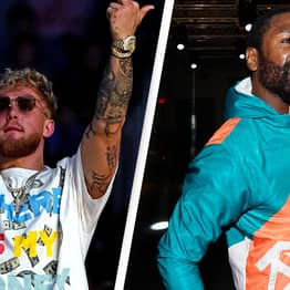Jake Paul Says He Won't Go To Cops Over Floyd Mayweather Death Threat