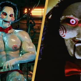 Saw Twitter Account 'Hacked' To Show Totally Shredded Jigsaw On A Tricycle