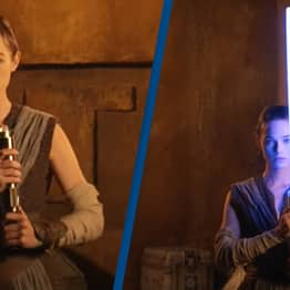 Disney Unveils First Fully Retractable 'Lightsaber' That Ignites Right Before Your Eyes