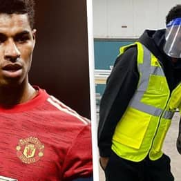 Marcus Rashford Is The Youngest Person Ever To Top 'Giving List' With More Than £20 Million In Donations