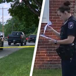At Least Five Killed In Ohio As America Rocked By Another Mass Shooting