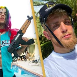 6ix9ine Claims Jake Paul 'On Steroids' After YouTuber Says He 'Deserves To Get His Ass Beat'