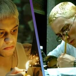 Pete Davidson Just Spilled All The Details About His Call With Eminem After Stan Parody