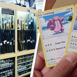 Walmart Criticised For Banning Pokémon Cards But Still Selling Guns