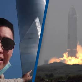 Police Issue Arrest Warrant For YouTuber Who Broke Into SpaceX Launch Site