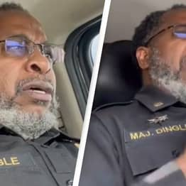 Georgia Police Officer's Defence Of Cops Goes Viral After He Says He's 'Tired' Of Stigma