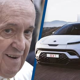 Pope Francis To Get All-New Electric Popemobile To Help Battle The Climate Crisis