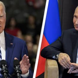 Russia Sends Chilling Warning To Biden Ahead Of Putin Meeting Next Month