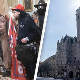 Trump Hotel Increased Rates To Price Out QAnon Supporters On Day Of Supposed Return