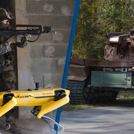 Military Should Use Killer Robots During War, Says French Defence Ministry Report