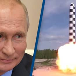 Russia Announces Test Of 208-Ton Super Nuke Capable Of Wiping Out Texas