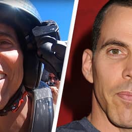 Steve-O Paralysed From Waist Down To Shoot Scene For New Jackass Movie