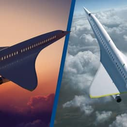 Supersonic Jet Aims To Fly You 'Anywhere In The World In Four Hours For $100'