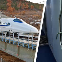 Japanese Bullet Train Driver Leaves Cockpit To Use Toilet At 90mph