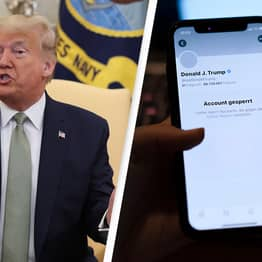 Trump's Latest Plan To Get Round Twitter Ban Falls Apart Almost Immediately