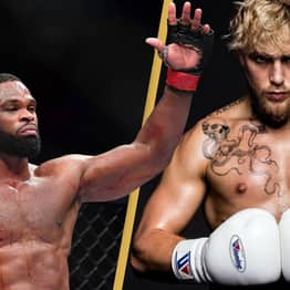 UFC Champion Tyron Woodley Says He'll Fight 'Culture Vulture' Jake Paul Tomorrow
