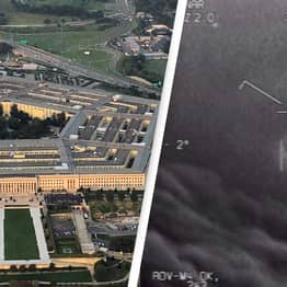 US Government Releasing UFO Report Next Month