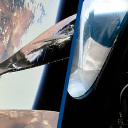 Virgin Galactic On Course To Welcome Tourists Next Year After Successful Test Flight