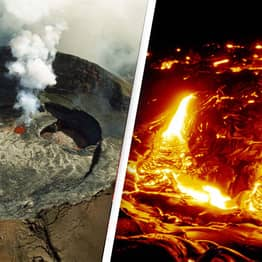 Hawaii's Kilauea Volcano Finally Stops Erupting After Spewing 11 Billion Gallons Of Lava