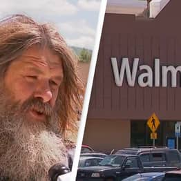 Walmart Call Police On Man For Picking Up Their Trash