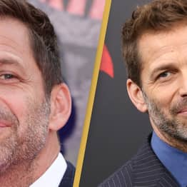 Zack Snyder Teases 'Giant' Movie In The Works