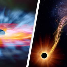 Rare Black Hole And Neutron Star Collision Observed By Scientists Twice In 10 Days