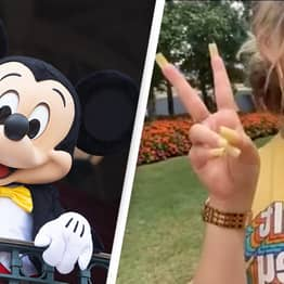 Disney Guest Forced To Change Over 'Inappropriate' Top