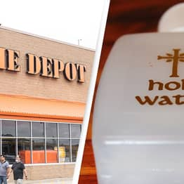 'Exorcism' In Home Depot Stopped By Police