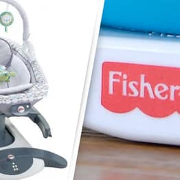 Fisher-Price To Recall Baby Soothers After Multiple Infant Deaths