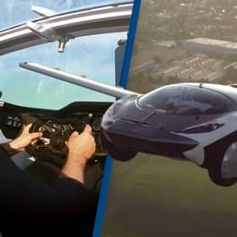 Flying Car Makes History After Successfully Flying Between Two Airports