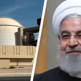 Iran's Only Nuclear Power Plant Goes Into Unexplained 'Emergency Shutdown'