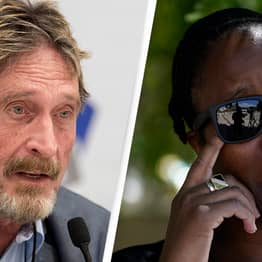 John McAfee's Wife Speaks Out Following Husband's Death