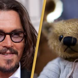 Johnny Depp Once Batted Off Security Guard Trying To Take His Teddy