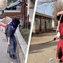 These Guys Have Turned Litter Picking Into A Fascinating Art Form