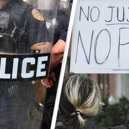 Man Sues Police After Being Blinded By Bean Bag During Racism Protest