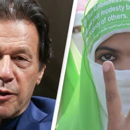 Pakistan Prime Minister Imran Khan Blames Women's Clothes For Country's Rising Number Of Rapes