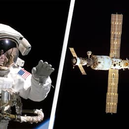 Russia Threatens To Leave International Space Station Over US Sanctions
