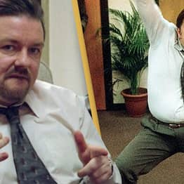 The Office Voted Ricky Gervais' Best Show
