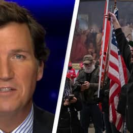 Tucker Carlson Says Capitol Riot Was Organized By The FBI 'According To Government Documents'