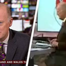 BBC Reporter Caught Wearing Shorts During Live Broadcast In Embarrassing Video
