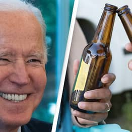 Biden Giving Away Free Beer To Americans If 70% Of Adults Get Vaccinated