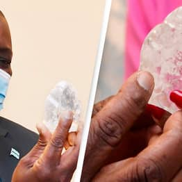 A 1,098-Carat Diamond Has Just Been Discovered