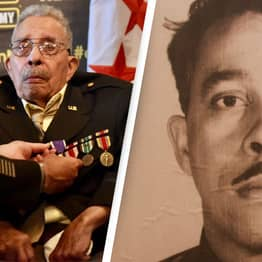 Black WW2 Veteran Denied Purple Heart Due To Racism Finally Receives Honour At 99