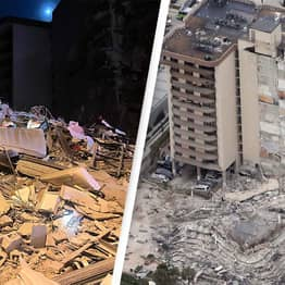 Four Dead And 159 Missing After 12-Storey Building Collapses In Miami-Dade