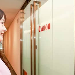 Canon's Chinese Office Only Lets In Employees That Smile For The AI Camera