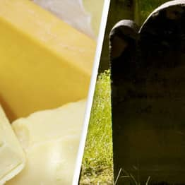 A Man Died From Eating Too Much Cheese
