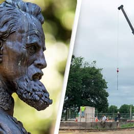 Remains Of Confederate General And His Wife Now Being Removed From Tennessee Public Park