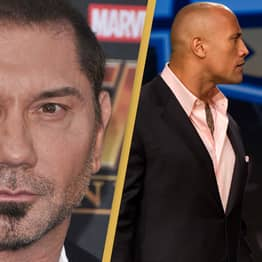 Dave Bautista Makes Snide Comment About Filming With The Rock And John Cena